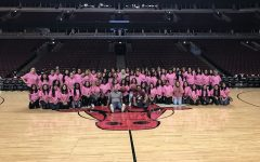Top-Scoring AP Students Invade United Center
