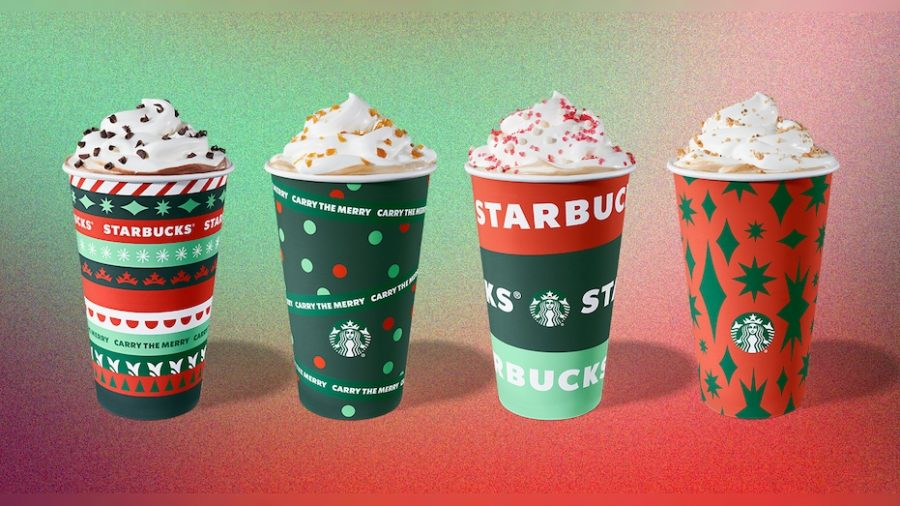 Get+Your+Holiday+Spirit+at+Starbuck%27s+or+Dunkin%27