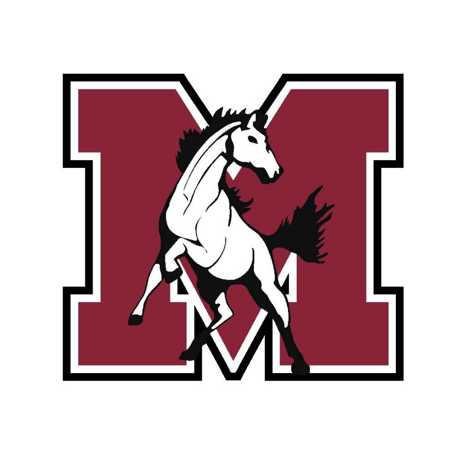 The+logo+for+the+Morton+West+Mustangs