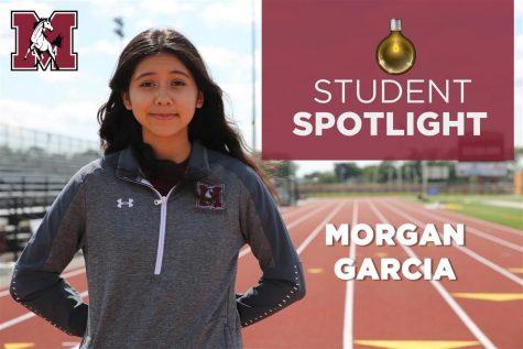 District 201 Student Spotlight:  Morgan Garcia
