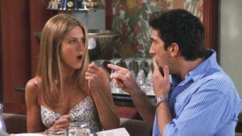 The Friends Dilemma:  Were Ross and Rachel on a Break?